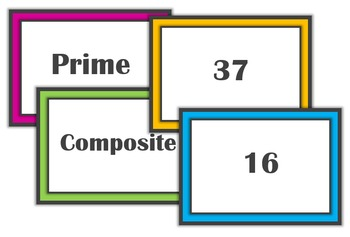 Dots & Spots: Primes and Composites   A Math Game