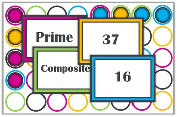 Dots & Spots: Primes and Composites | A Math Game