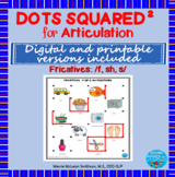 Dots Squared: A dot to dot game for speech practice  Frica