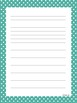 Dots Writing Paper