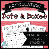 Dots and Boxes Articulation Game - (NO-PREP)