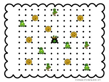 """Dots and Boxes - """"Lucky"""" Edition"""