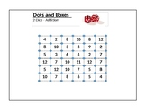 Dots and Boxes - Using Dice - Random Number Generator