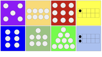 Dots and Digits Game Pack