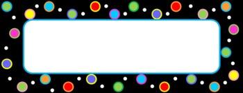 Dots on Black Labels doc