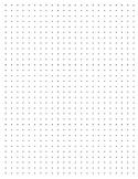 Dotted Grid paper - Printable Bullet Dot Journal Paper - B