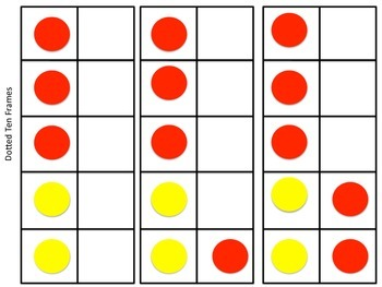 Dotted Ten Frames