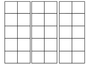Dotted Ten Frames