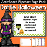 Dottie Halloween ActivBoard Flipchart Page Pack