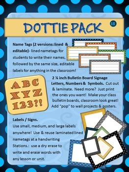 Dottie Room Helpers