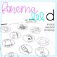 Dotting Along Spanish Articulation: T, D words