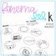 Dotting Along Spanish Articulation: K, G words