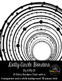 Dotty Circle Borders