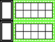 Editable Blank Dotty Ten Frames