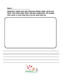 Dotty by Erica Perl Writing Activity