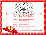 Dotty the Math Dog Counting, Adding, Subtracting, Decomposing Numbers 0 ~ 20