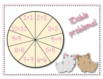 Double Addition Math Centers
