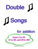 Double Addition Songs