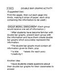 Double Bar Graph Activity / Enrichment