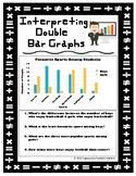 Double Bar Graph Worksheet