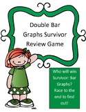 Double Bar Graphs Review Game Survivor Theme