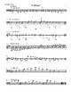 Double Bass - 3 octave scales - 6 sharps and flats - Sheet Music