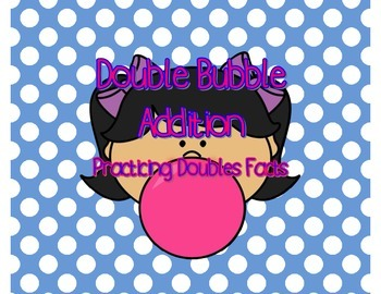 Double Bubble Adding Doubles