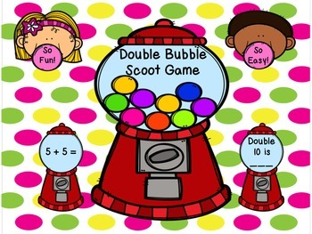 Double Bubble Scoot double facts to 22