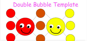 Double Bubble Template on MS Word