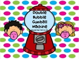 Double Bubble double facts to 20