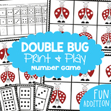Doubles Facts to 20 - Double Bug Addition Strategy Pack