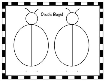 Double Bugs Addition Game