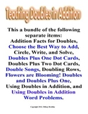 Double Bundle: Teaching Doubling in Addition