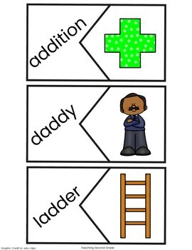 Double Consonant Activities with dd, gg, mm
