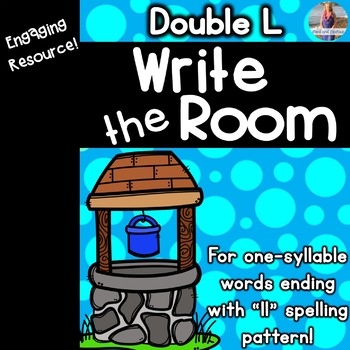 "Double L, Double Consonants ""LL"" Write the Room"