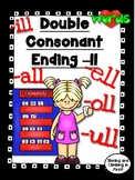 Double Consonant Ending -ll - All About -all, -ell, ill, o