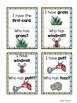 Double Consonant Endings - I Have, Who Has and Bingo Game Pack
