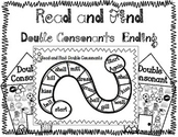 Double Consonant Endings Reading and Find