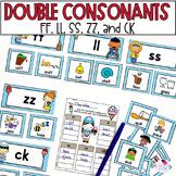 Double Consonant Endings SS, ZZ, LL, FF, CK
