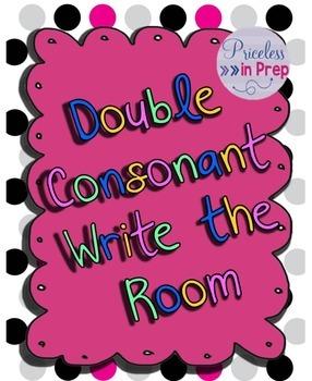 Double Consonant Write The Room