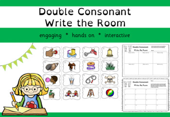 Double Consonant Write The Room
