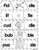 Double Consonant + le Activity Pack