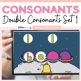 Double Consonants Boom Digital Cards Set 1