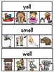 Double Consonants Endings Clip Cards