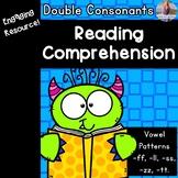 Double Consonants Reading Comprehension