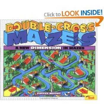 Double-Cross Mazes