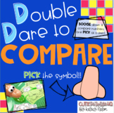 Double Dare to COMPARE Numbers!!