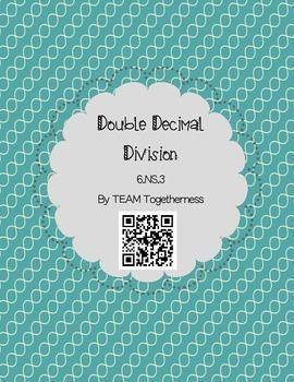 Double Decimal Division