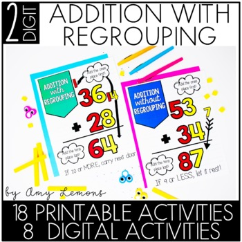 "Addition poem for regrouping- I will change ""-extra""- to bring them ..."