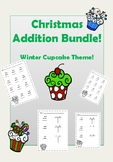 Double Digit Addition Christmas Bundle